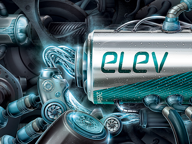 Elev Energy Drink